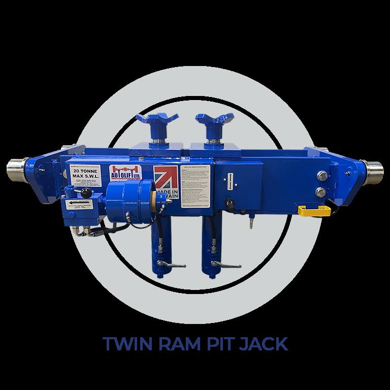 Twin Ram Pit Jack